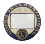 Lions International Club Button Museum