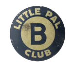 Little Pal Club Button Museum
