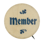 Member Club Button Museum