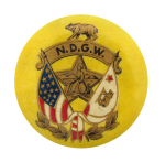 Native Daughters of the Golden West Club Button Museum