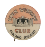 Open Window Club Club Button Museum