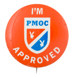 PMOC Approved Club Button Museum