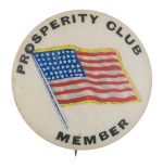 Prosperity Club Club Button Museum
