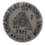 Chicago Flat Janitors Union Chicago Button Museum