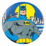 Batman 1980s Entertainment Button Museum