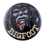 Texas Bigfoot Research Conservancy Club Button Museum