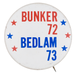 Bunker 72 Bedlam 73 Entertainment Button useum