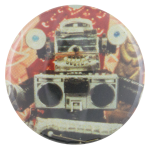 Conky the Robot Entertainment Button Museum