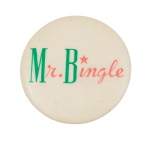 Mr. Bingle Entertainment Button Museum