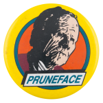 Pruneface Entertainment Button Museum