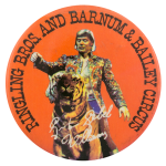 Ringling Brothers and Barnum and Bailey Circus Entertainment Button Museum