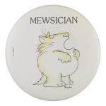 Sandra Boynton's Mewsician Entertainment Button Museum