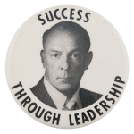 Success Through Leadership Entertainment Button Museum