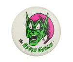The Green Goblin Entertainment Button Museum