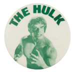 The Hulk Entertainment Button Museum