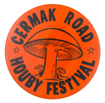 Cermak Road Houby Festival Event Button Museum