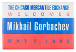Chicago Mercantile Exchange Welcomes Chicago Button Museum