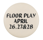 Floor Play Event Button Museum