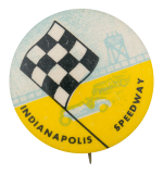 Indianapolis Speedway Events Button Museum