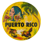 Puerto Rico Event Button Museum