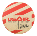 US Air Event Button Museum