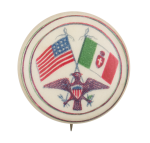 USA and Italy Event Button Museum