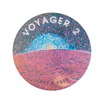 Voyager 2 Events Button Museum
