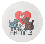 I Love Animals I Love Buttons Button Museum