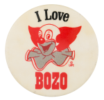 I Love Bozo I Love Button Museum