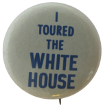 I Toured The White House Button Museum