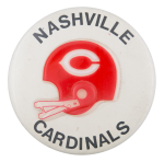 Nashville Cardinals Innovative Button Museum