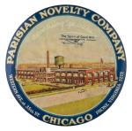 Parisian Novelty Company Chicago Innovative Button Museum