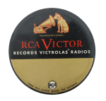 RCA Victor Innovative Button Museum