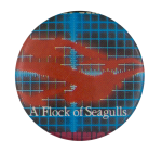 A Flock of Seagulls Telecommunication Music Button Museum