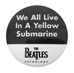 The Beatles Yellow Submarine Music Button Museum