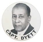 Capt Dyett Music Button Museum