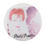 David Bowie Music Button Museum