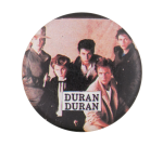 Duran Duran Music Button Museum