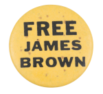 Free James Brown Music Button Museum