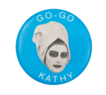 Go Go Kathy Music Button Museum