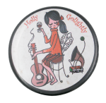 Holly Golightly Music Button Museum