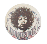 Jimi Hendrix Music Button Museum