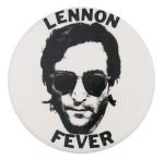 Lennon Fever Music Button Museum