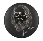 Leon Russell Music Button Museum