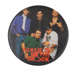 New Kids On The Block Two Music Button Museum