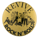 Sha Na Na Revive Music Button Museum