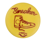 Sneaker Music Button Museum