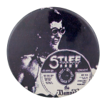 Stiff Records The Damned Music Button Museum