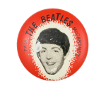The Beatles Paul McCartney Music Button Museum