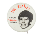 The Beatles Ringo Star Music Button Museum